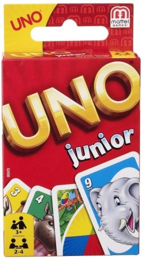 Mattel Games 52456 UNO Junior