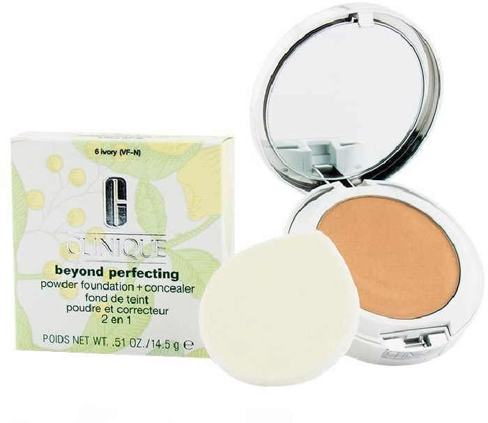 Clinique Beyond Perfecting Powder N06 Ivory 14.5g