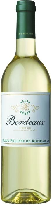 Baron Philippe de Rothschild Bordeaux Blanc 0.75L