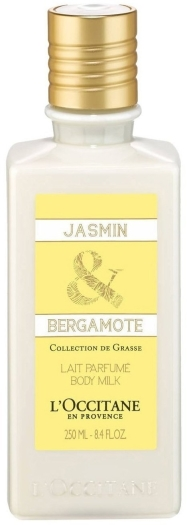 L'Occitane en Provence Jasmin Bergamote Body Milk 250ml
