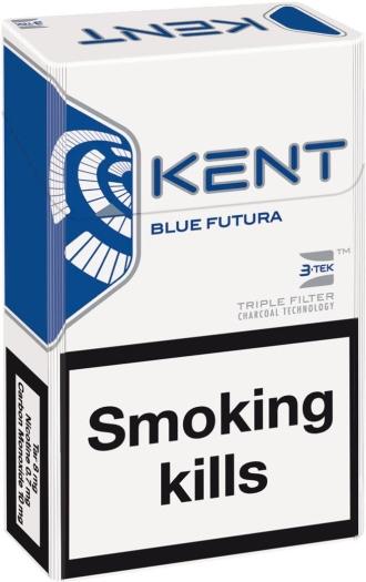 Kent Blue Futura 200s NHW