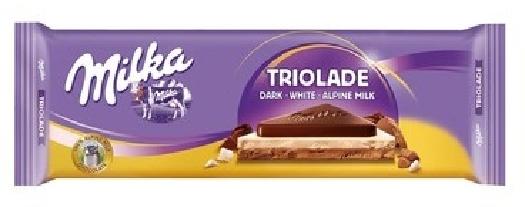Milka Triolade Tablet 280g