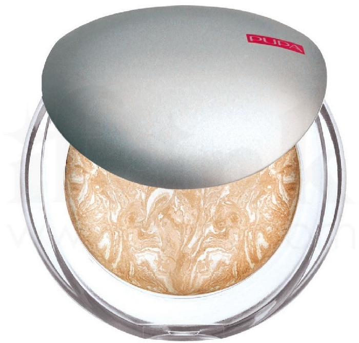 Pupa Silky Baked Face Powder Amberlight 05 9g