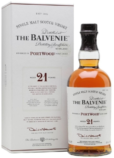 Balvenie 21 Years Port Wood 0.7L