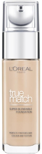 L'Oreal Paris True Match Foundation N5N Sand 30ml