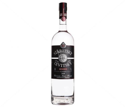 Staritsky Levitsky Reserve Vodka 1L