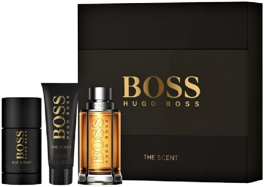 Boss The Scent For Him Set 100ml + 75ml + 50ml