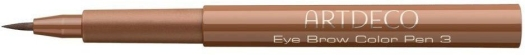 Artdeco Eye Brow Color Pen Night Brown 1.1ml
