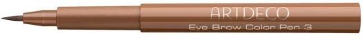 Artdeco Eye Brow Color Pen Night Brown 1.1ml