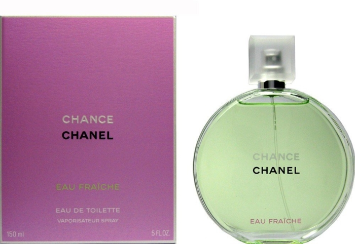chanel chance eau fraiche 150ml in duty free at airport. Black Bedroom Furniture Sets. Home Design Ideas