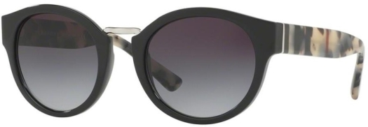 BURBERRY BE4227 360087 Round Sunglasses