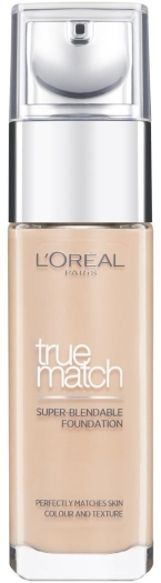 L'Oreal Paris True Match Foundation N5D5W Sable Dore 30ml