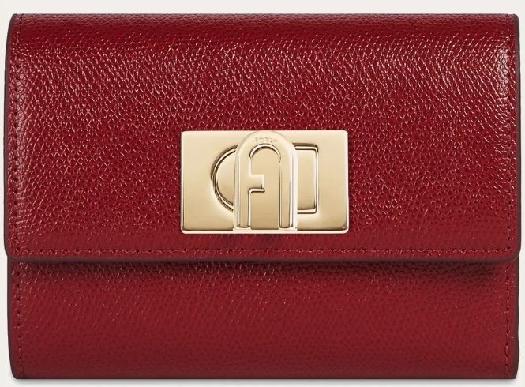 Furla 1927 Wallet, Red PCW4ACOARE000RUB0010