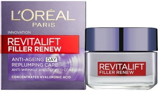 L'Oreal Revitalift Filler Renew Revolumizing Day Cream 50ml