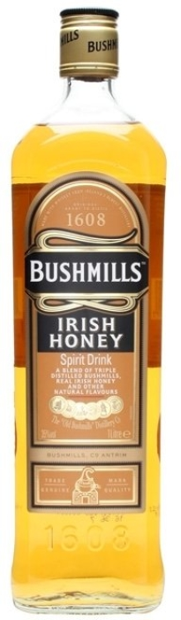 Bushmills Irish Honey 1L