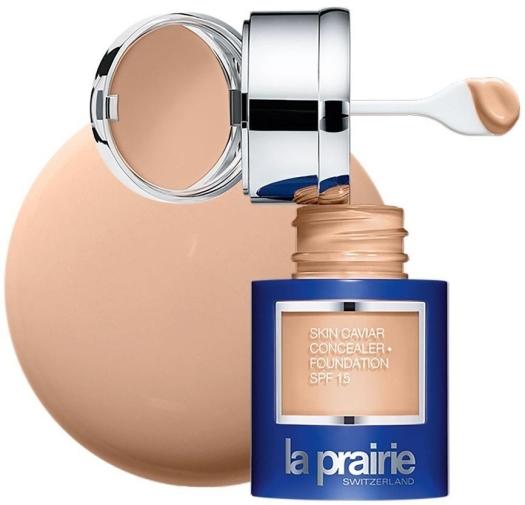 La Prairie Skin Caviar Concealer Foundation N96 Soft Ivory 30ml
