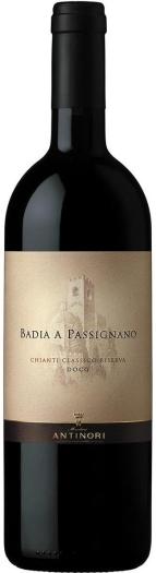 Antinori Badia A Passignano Dry Red 0.75L