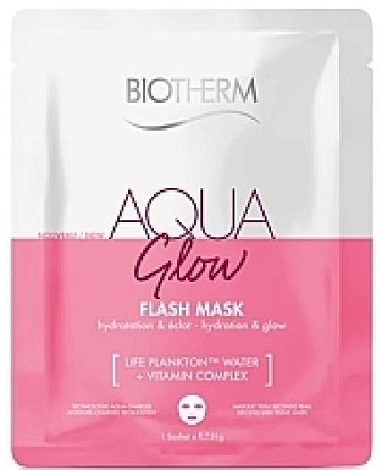 Biotherm Aquasource Glow Flash Mask LB539000 35ml