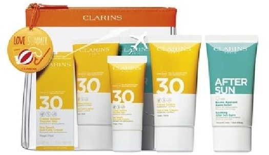 Clarins Summer Essentials Set