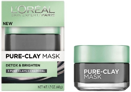 L'Oreal Paris Pure Clay Detox Mask 50ml