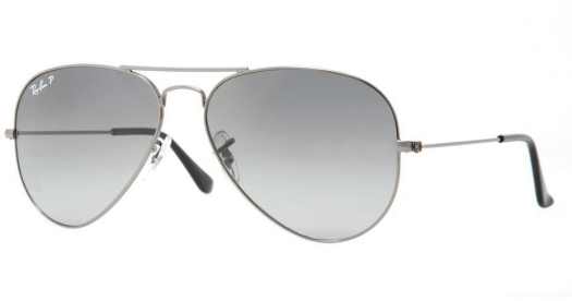 Ray-Ban lineAviator, men's sunglasses