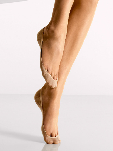 Wolford Cotton Footsies 7005 M