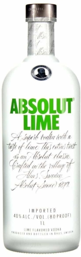 Absolut Vodka Lime 1L
