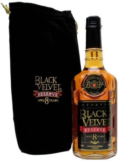 Black Velvet Reserve 8 y.o. 1L