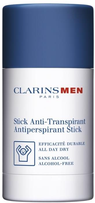 Clarins Men Wash Antiperspirant DeoStick 75ml