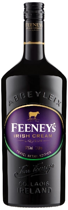 Feeney's Irish Cream Liqueur 1L