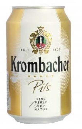 Krombacher Pils 0.33L