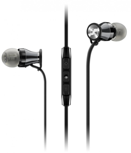Sennheiser In Ear Iphone Momentum 2 IEI CHROME HIFA