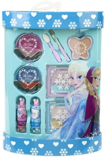 Frozen, frozen sister queens-makeup case
