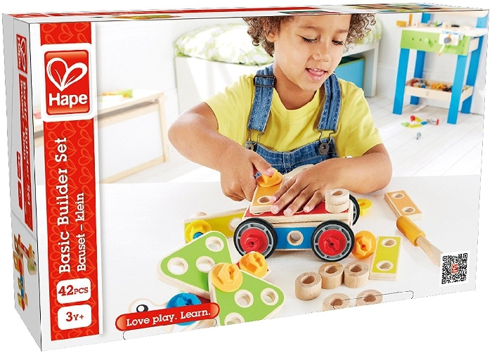 Hape E3080 Builder Set