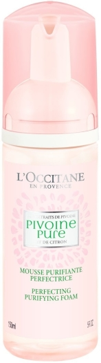 L'Occitane en Provence Peony Pure Purifying Foam 150ml