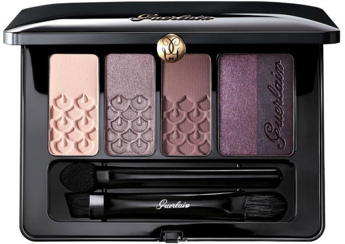 Guerlain Palette 5 Couleurs 5 Shades Eyeshadow N1 Rose Barbare 10g