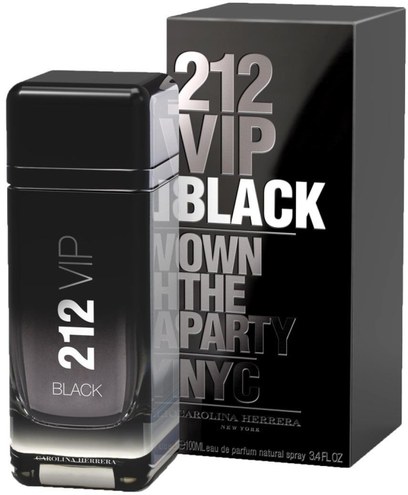 Carolina Herrera 212 VIP Black 100ml