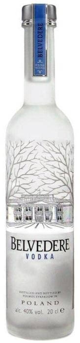 Belvedere Vodka 0.2L