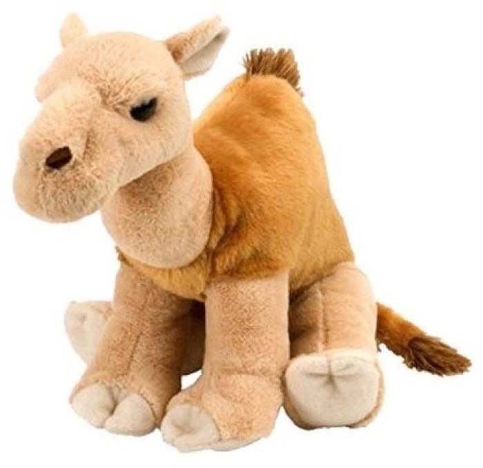Plush Soft Cotton Camel Toy