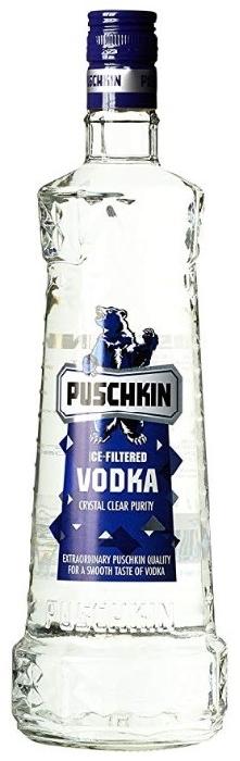 Puschkin Vodka 40% 1L