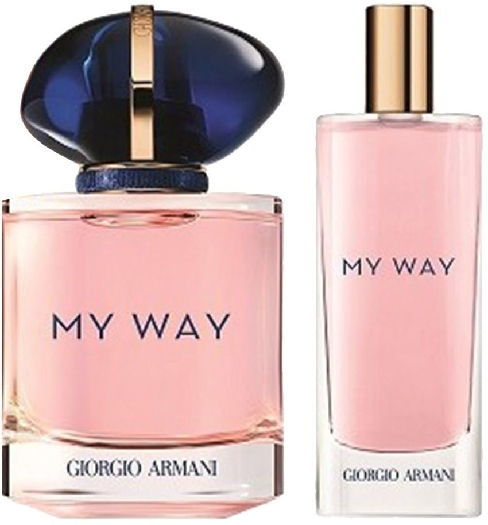 Armani My Way LC 50ml+15ml