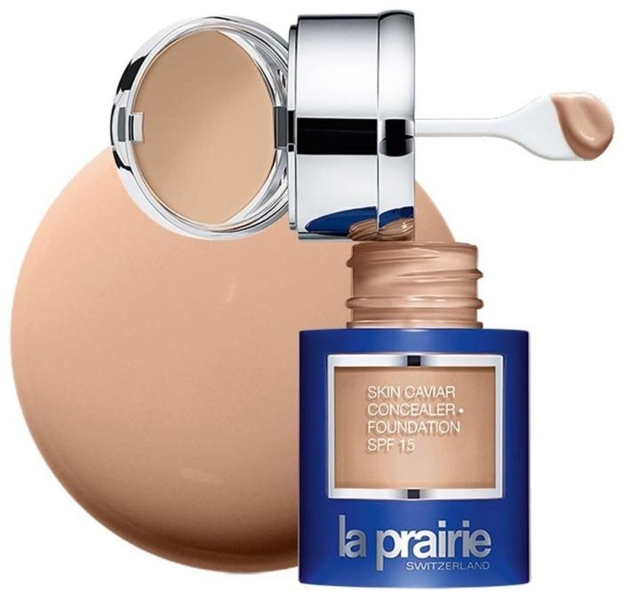 La Prairie Skin Caviar Concealer Foundation N99 Creme Peche 30ml
