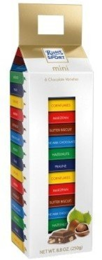 Ritter Sport Mini Tower 250 g