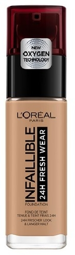 L'Oréal Paris Infaillible Foundation No.300 - Amber 30ml