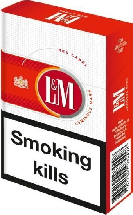 L&M Red Pack