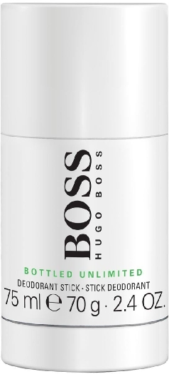 Boss Unlimited Deodorant Stick 75ml