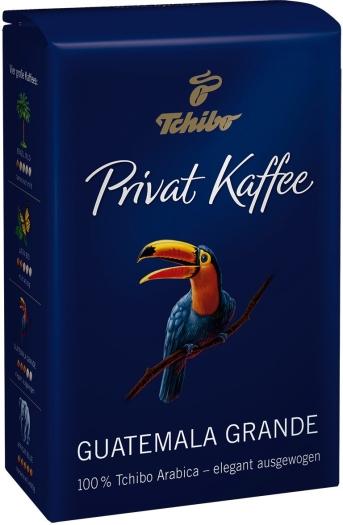 Tchibo Privat Kaffee Guatemala Grande 0.5kg