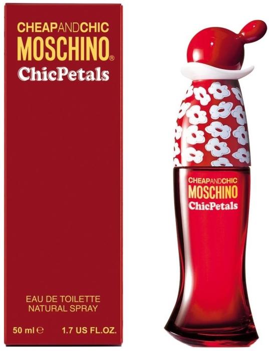Eau de Toilette Moschino Cheap & Chic Petals 50ml
