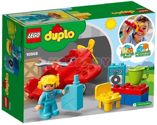 Lego DUPLO Airplain 2019 10908