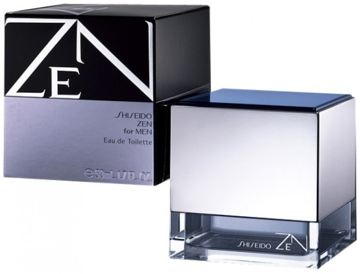 Shiseido ZEN for Men EdT 50ml